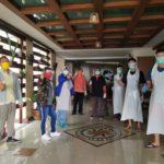 Apresiasi Masyarakat Bagi Paramedis dan Relawan Covid-19 Kabupaten Pasuruan