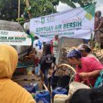 LAZISNU Kab. Pasuruan Salurkan Bantuan Air Bersih untuk Warga Terdampak Kekeringan