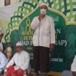 Melalui Istigasah Rutin MWC NU Lumbang, KH. Imron Mutamakkin Ajak Warga Meneladani Akhlak Rasulullah