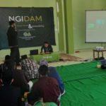 Dorong Mahasiswa Berkarya, PKPT IPNU-IPPNU STAIS-ITSNU Pasuruan Gelar NGIDAM