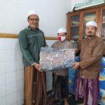 Dukung Santri & Mahasiswa, ISNU Kab. Pasuruan Bagikan 2000 Masker & Vitamin