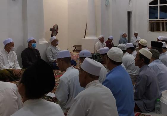 Safari Ramadhan Masjid Annur Pandansari